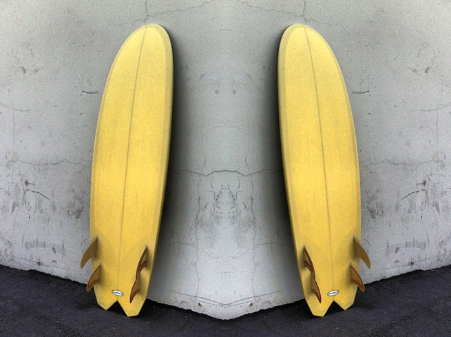 The Superchunk Surfboard
